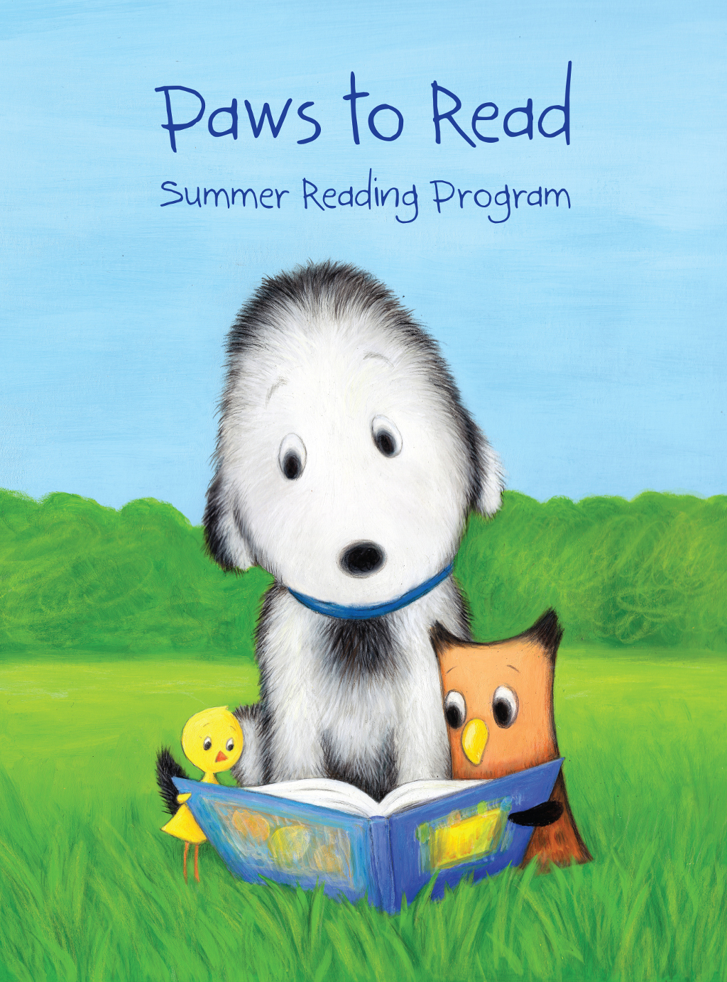 Paws to Read - 2017 Summer Reading Program