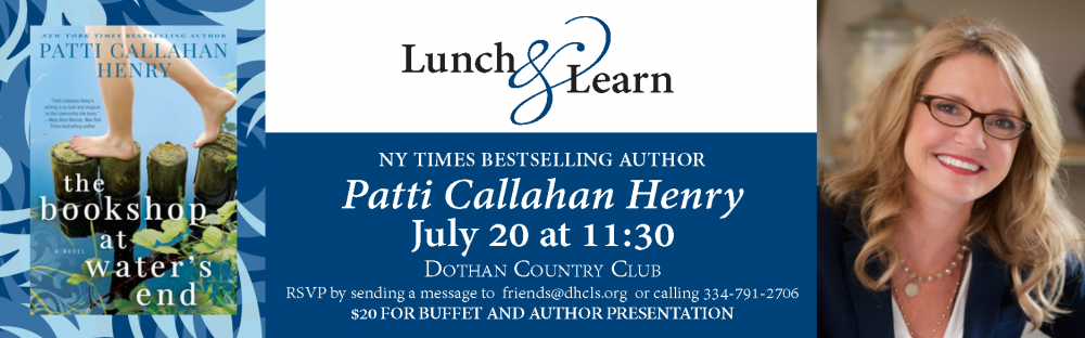 FOL Lunch and Learn for Calendar