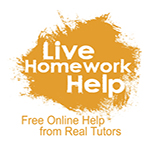homeworkweb button